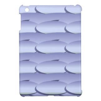 Dove Grey Weave iPad Mini Case