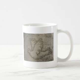 Dove (Holy Spirit) drinking mug