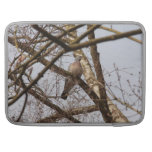 dove in bare tree sleeve for MacBook pro