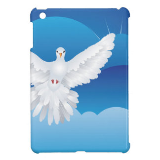 Dove in the Sky 2 iPad Mini Cases