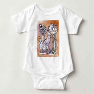 Dove, Mexican Bark Style T-shirt