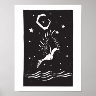 Dove Night Poster