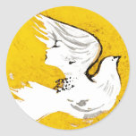 Dove of a Women ~ 20 Stickers