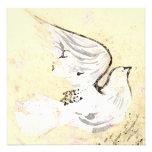 Dove of a Women ~ Invitation Celebration