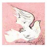 Dove of a Women ~ Invitations