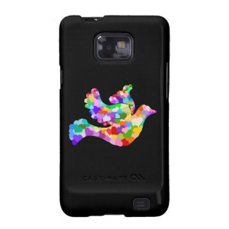 Dove of Hearts Samsung Galaxy SII Case