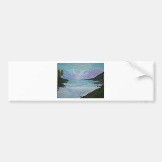 Dove of Love Bumper Sticker