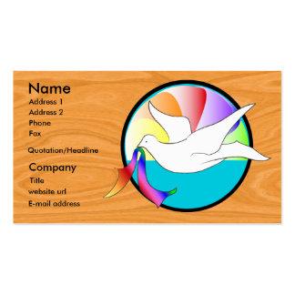 Dove of Love ( LGBTIQ) Business Card