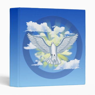 Dove Of Peace Binder