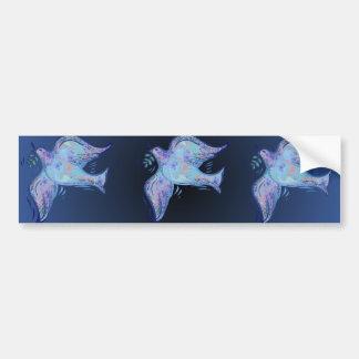 Dove of Peace Bumper Sticker