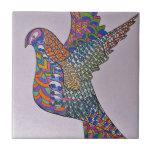 Dove Of Peace Ceramic Tile