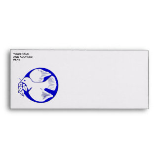 Dove of Peace Envelopes