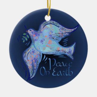 Dove of Peace Ornament