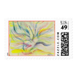 Dove Of Peace Postage Stamps