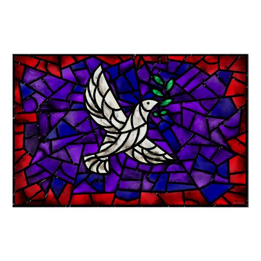 Dove of Peace Posters