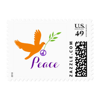 Dove of Peace Stamp