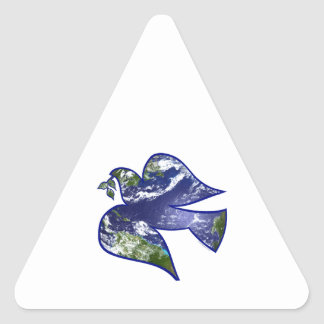 Dove of Peace Stickers