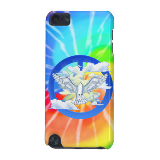 Dove Of Peace Tie Dye iPod Touch 5G Cover