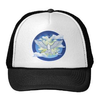 Dove Of Peace Trucker Hat