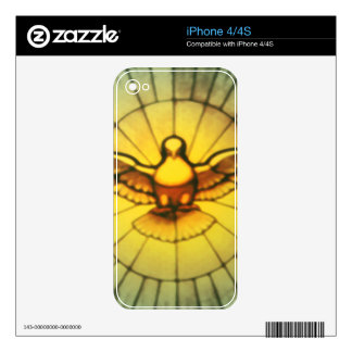 Dove of the Holy Spirit iPhone 4S Decal
