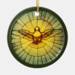 Dove of the Holy Spirit Ornament