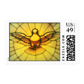 Dove of the Holy Spirit Stamp