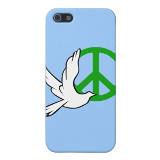 dove peace iPhone 5 covers
