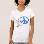 dove peace tshirt