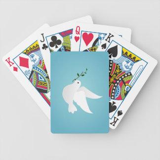 Dove Poker Deck