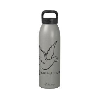 Dove Reusable Water Bottles