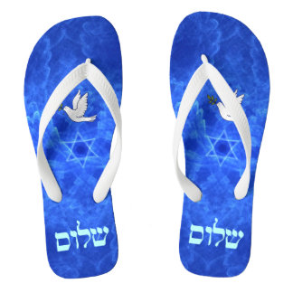 Dove - Shalom Flip Flops