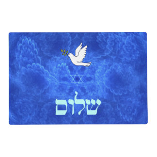 Dove - Shalom Placemat