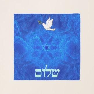 Dove - Shalom Scarf
