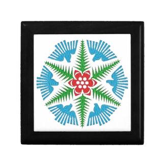 Dove Snowflake Jewelry Box