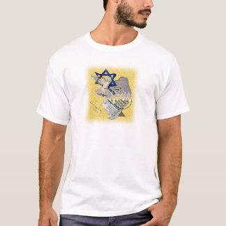 Dove, Tallit & Menorah A T-Shirt