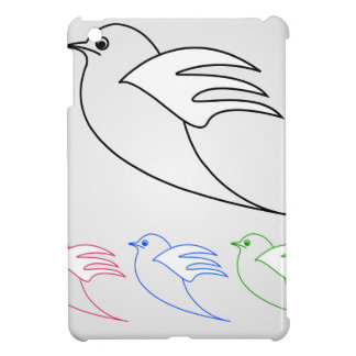 Dove- the symbol of peace iPad mini case
