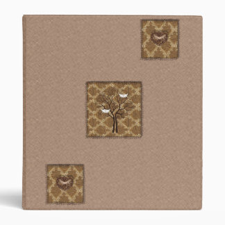 Dove Tree Four Binder