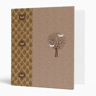 Dove Tree one 3 Ring Binder