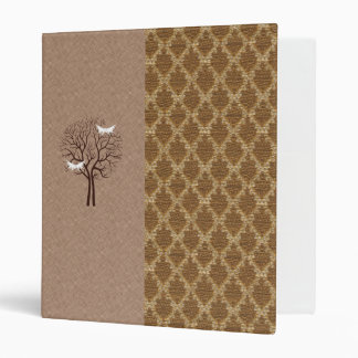 Dove Tree Three 3 Ring Binder