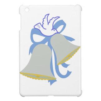 Dove Wedding Bells iPad Mini Cases