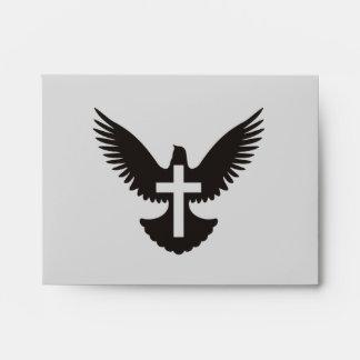 Dove with Cross Envelope