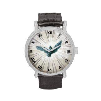 dove wrist watch
