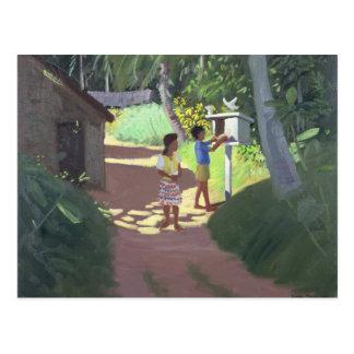 Dovecote Bentota Sri Lanka 1998 Postal