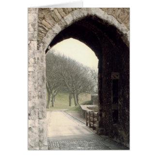 Dover Castle Card