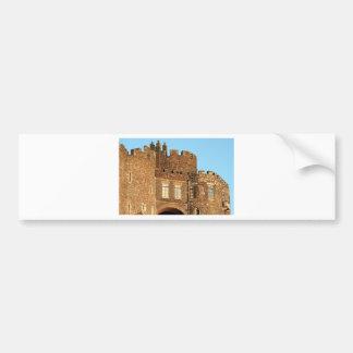 Dover Castle, England, United Kingdom Bumper Sticker
