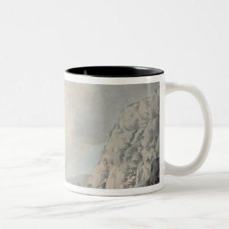 Dover Cliffs Two-Tone Coffee Mug