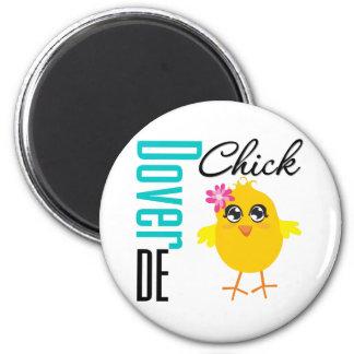 Dover DE Chick Imán Redondo 5 Cm