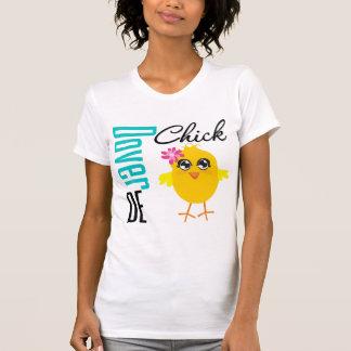 Dover DE Chick Playera