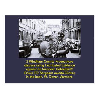 Dover del oeste el condado de Windham: Postal