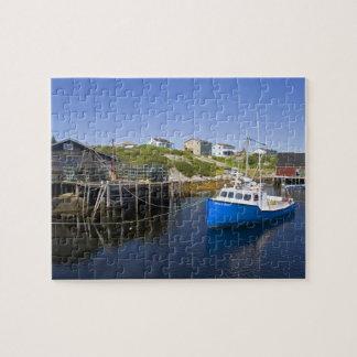 Dover del oeste, Nueva Escocia, Canadá Puzzle
